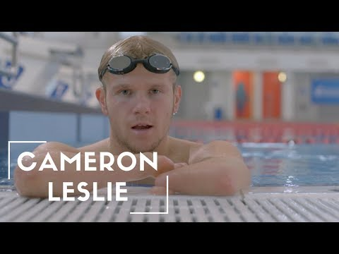 Meet Our Paralympians: Cameron Leslie