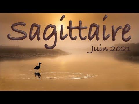 SAGITTAIRE Juin 2021 ~ Entourage positif !