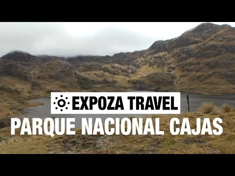 Parque Nacional Cajas (Ecuador) Vacation Travel Video Guide