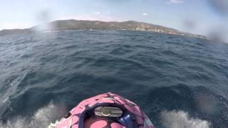 GoPro: Jet Ski in Palma Nova, Mallorca.