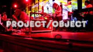 Synth Intro & Sinister Footwear II ♫ Project/Object, World Cafe Live 10.19.15