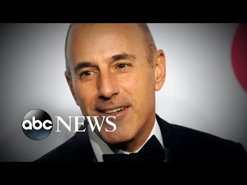 Frankie Darcell - Matt Lauer denies rape allegations & his ex-Today Show colleagues react