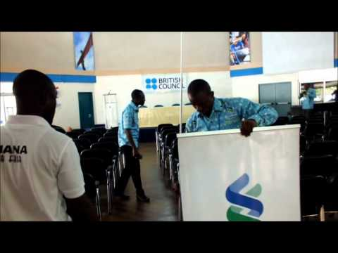 Jobs in Ghana; Final Standard Chartered Graduate Program 2013 Run by GJF British Council