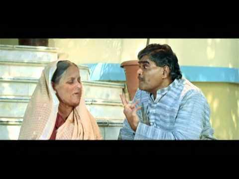 Gosht Lagna Nantarchi - Deshmukh And Radha Fool Aaji - Ashok Saraf Comedy Scenes