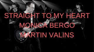 Straight To My Heart Monica Bergo Martin Valins
