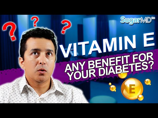 Vitamin E Can Be Very Good & Terribly Bad in Some Cases.