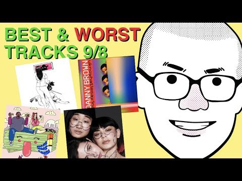 Weekly Track Roundup: 9/8 (Danny Brown, Grimes, Swans, EarthGang)