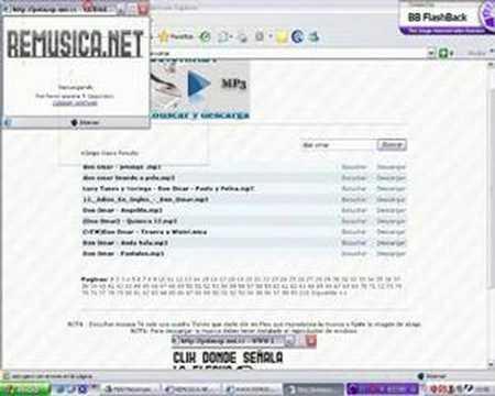 Como descargar musica mp3 sin virus www.remusica.net