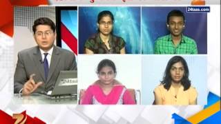 ZEE24TAAS : Discussion With SSC Toppers From Maharashtra