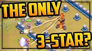 The ONLY THREE STAR in Clash of Clans Clan War League - Road to CHAMPION I?