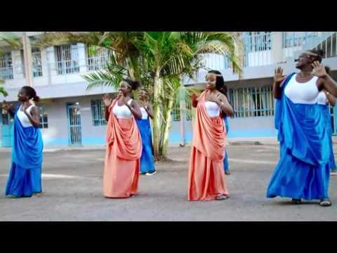 Ikirezi Rwanda traditional dance MKU