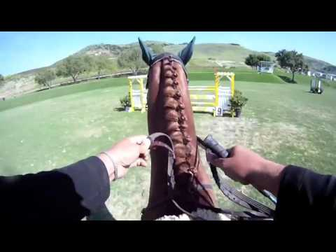 GoPro Horse Show Jumping
