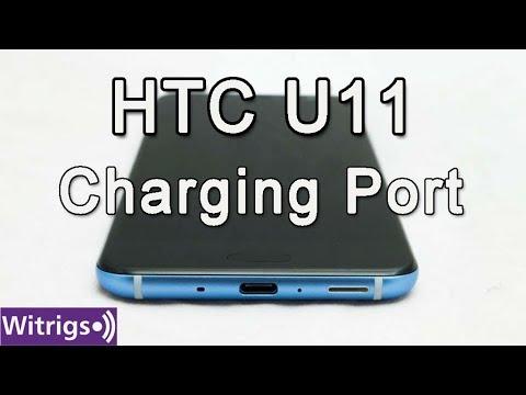 HTC U11 Charging Port Repair Guide