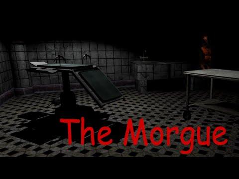 【DE JuN】恐怖遊戲 The Morgue 太平間一日遊!?