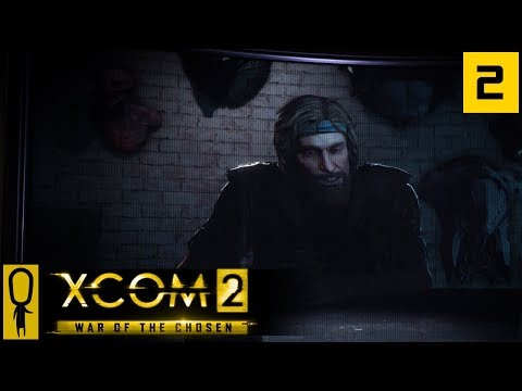 SABOTAGE TRANSMITTER in TUNNELS - Part 2 - XCOM 2 WAR OF THE CHOSEN Gameplay - Let's Play