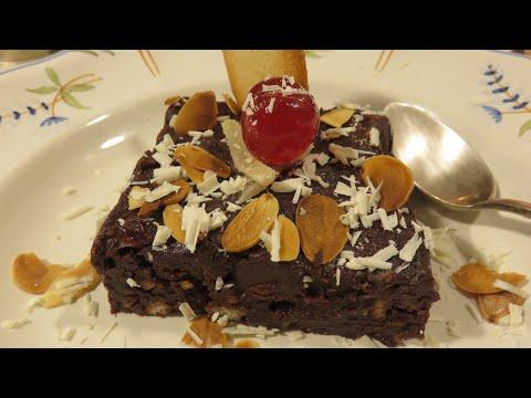 recette-simple-:-cake-de-noËl-2020-croustillant-au-chocolat---mère-mitraille---canal-gourmandises