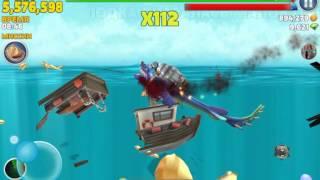 Видео прохождение игры Акул N2!!!