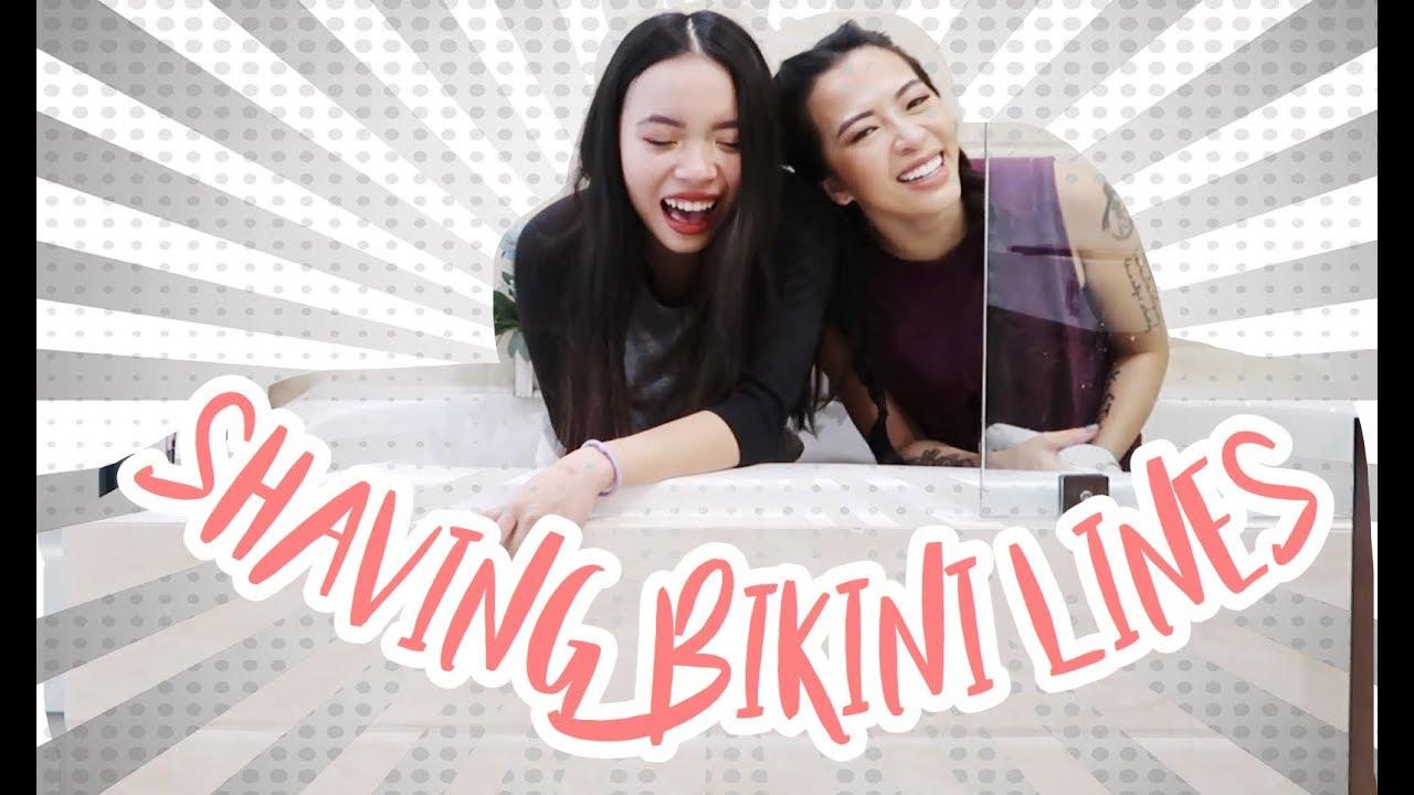 Mẹo cần biết về triệt lông bikini ♡ Đừng xem nếu không muốn shock | Woman tips #2 ♡ Hana Giang Anh