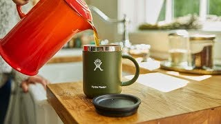 12 Oz Insulated Coffee Mug Hydro Flask