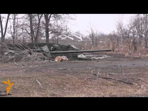 The Battle For Pisky – The Village That's Key To Controlling Donetsk Airport