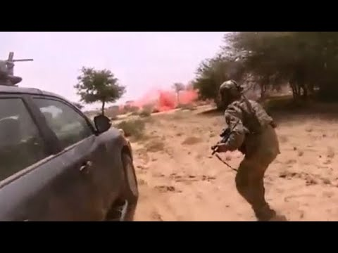 ISIS Releases Graphic Video Of Ambush Of US Soldiers In Niger
