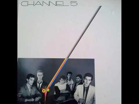 Channel 5 - The Colour of Moment  /1985 LP Album