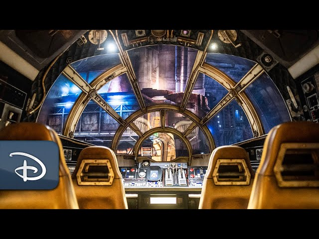Explore What Makes This Mission So Epic | Star Wars: Galaxy's Edge