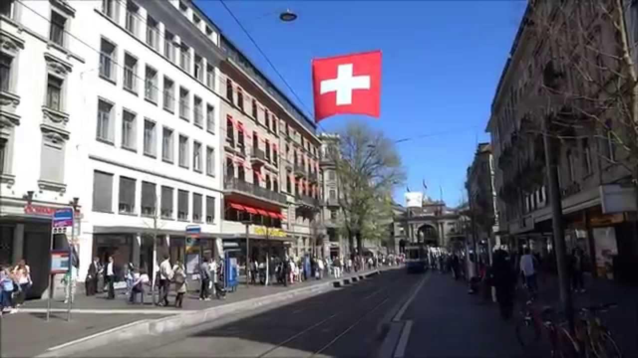 Goldladen zurich bahnhofstrasse
