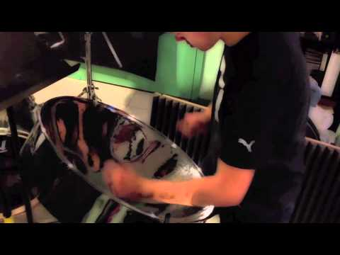 World's Best Amazing Steel Drum Solo By Tim Berg At Chevere Recording