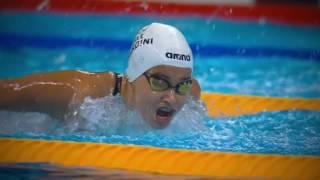 La nadadora siria Yusra Mardini es nombrada Embajadora de Buena Voluntad del ACNUR