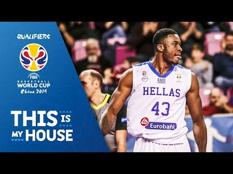 7c76bd66e41 Nike Top 10 Plays - Game Day 2 - FIBA Basketball World Cup 2019 Qualifiers  - YouTube