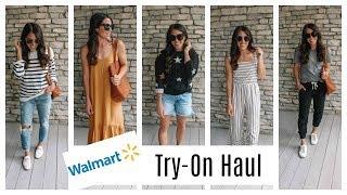 Walmart Try-On Haul!!