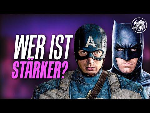DC vs. MARVEL: Welche Helden sind wirklich stärker?