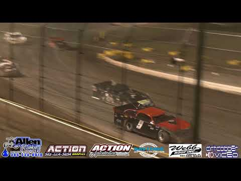 Pro Late Model feature, Volusia Speedway Park, 4/27/19