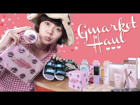 韓國Gmarket開箱-超美的HERA氣墊粉餅、new balance涼鞋、Proro | K-beauty Shopping Haul | 沛莉 Peri