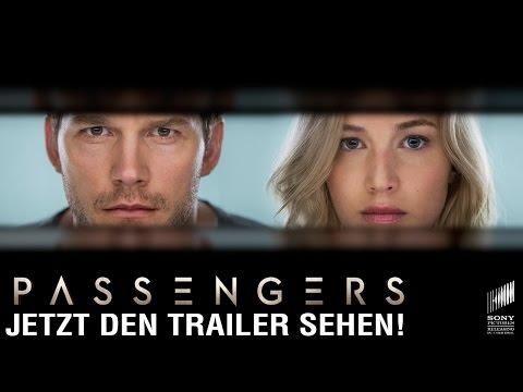 PASSENGERS - Trailer - Ab 5.1.2017 im Kino!