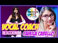 CAMILA CABELLO - CONSEQUENCES  [2018 American Music Awards] | VOCAL COACH REACCIONA | Gret Rocha