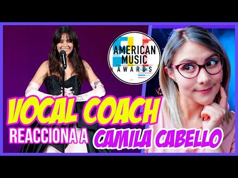 CAMILA CABELLO - CONSEQUENCES[2018 American Music Awards] | VOCAL COACH REACCIONA | Gret Rocha