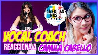 CAMILA CABELLO - CONSEQUENCES  [2018 American Music Awards] | VOCAL COACH REACCIONA | Gret Rocha Video