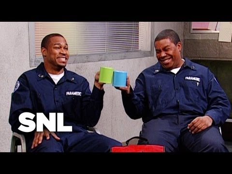 MLK Day Paramedics - Saturday Night Live