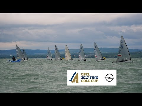 Opel Finn Gold Cup - Practice Race