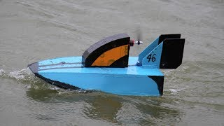 How to make a Boat - air boat