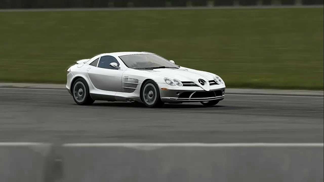 mercedes-benz slr mclaren top gear track - youtube