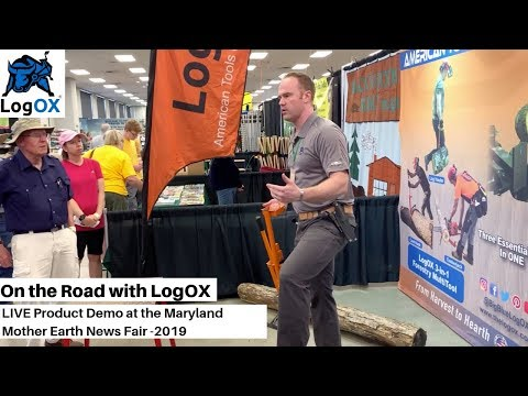 LogOX Forestry MultiTool LIVE Demo