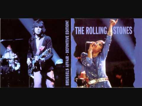 Rolling Stones  - Live   1973  - Brussels Affair