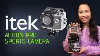 Itek 1080 Full Ultra HD - Action Pro Sports Camera