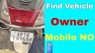find vehicle owner mobile number by  plate number screenshot 5