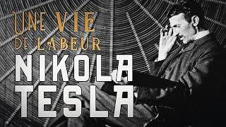 LE PORTRAIT: Nikola Tesla, une vie de labeur.