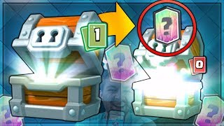 IT HAPPENED!! LEGENDARY FROM THIS CHEST?! | Clash Royale | & CHANNEL UPDATE NEWS!! thumbnail