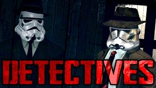 DETECTIVE STORMTROOPERS! -- Gmod Star Wars Roleplay Mods